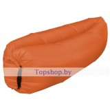 Надувной аэрогамак Д1-05 оранжевый