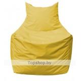 Кресло мешок Фокс жёлтый