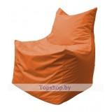 Кресло мешок Фокс оранжевый