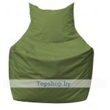 Кресло мешок Фокс оливковый