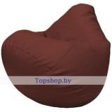 Кресло мешок Груша Макси Светло-коричневое