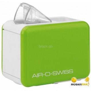 Ультразвуковой увлажнитель воздуха Air-O-Swiss U7146 Green